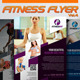 Fitness Flyer Vol.4 - GraphicRiver Item for Sale