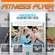 Fitness Flyer Vol.5 - GraphicRiver Item for Sale