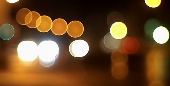 Night City Bokeh 9
