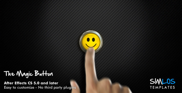 VideoHive The Magic Button 3089066