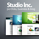 Studio Inc. – portfolio, business & blog