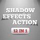 Shadow Effects Action - GraphicRiver Item for Sale