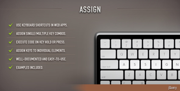 CodeCanyon Assign jQuery 157596