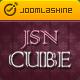 JSN Cube – Joomla Fashion Responsive Template  Free Download