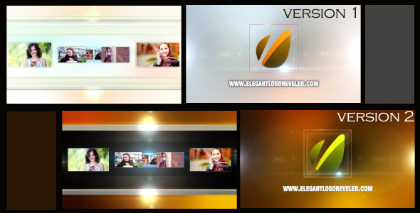 After Effects Project - VideoHive Elegant Logo Reveler 3094327