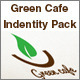 Green Cafe Indentity Pack - GraphicRiver Item for Sale