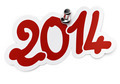 New year 2014, two thousand fourteen - PhotoDune Item for Sale
