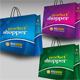 Max Mark Shopping Bag Packaging - GraphicRiver Item for Sale