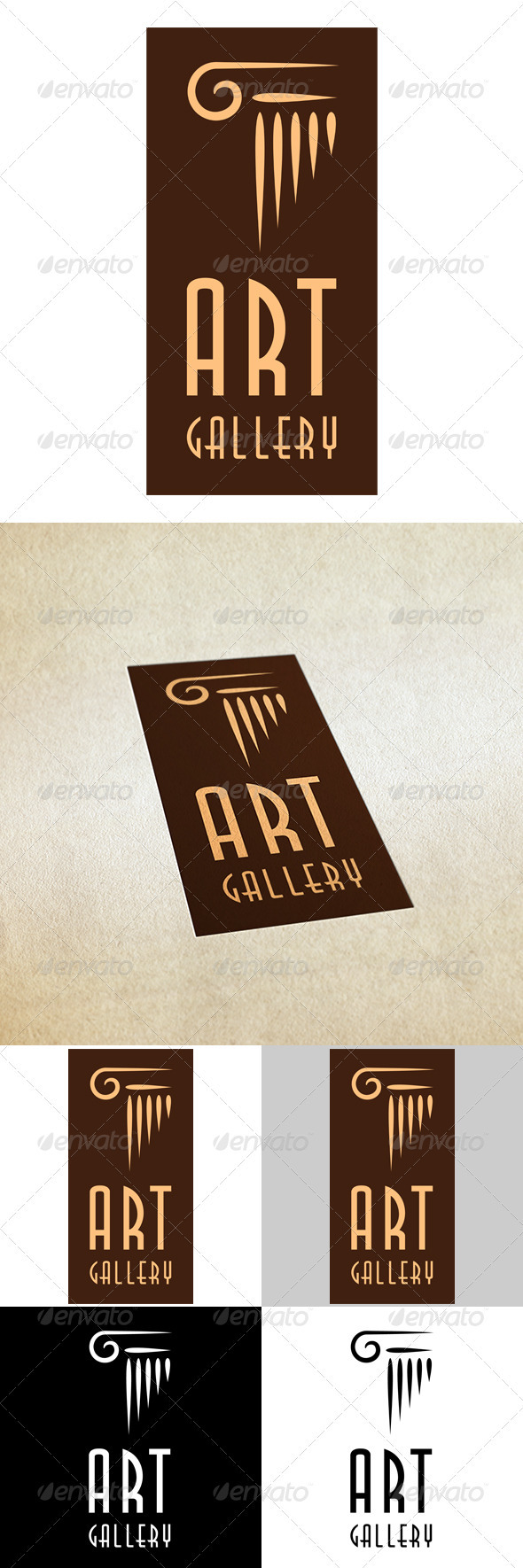 GraphicRiver Art Gallery 3096526