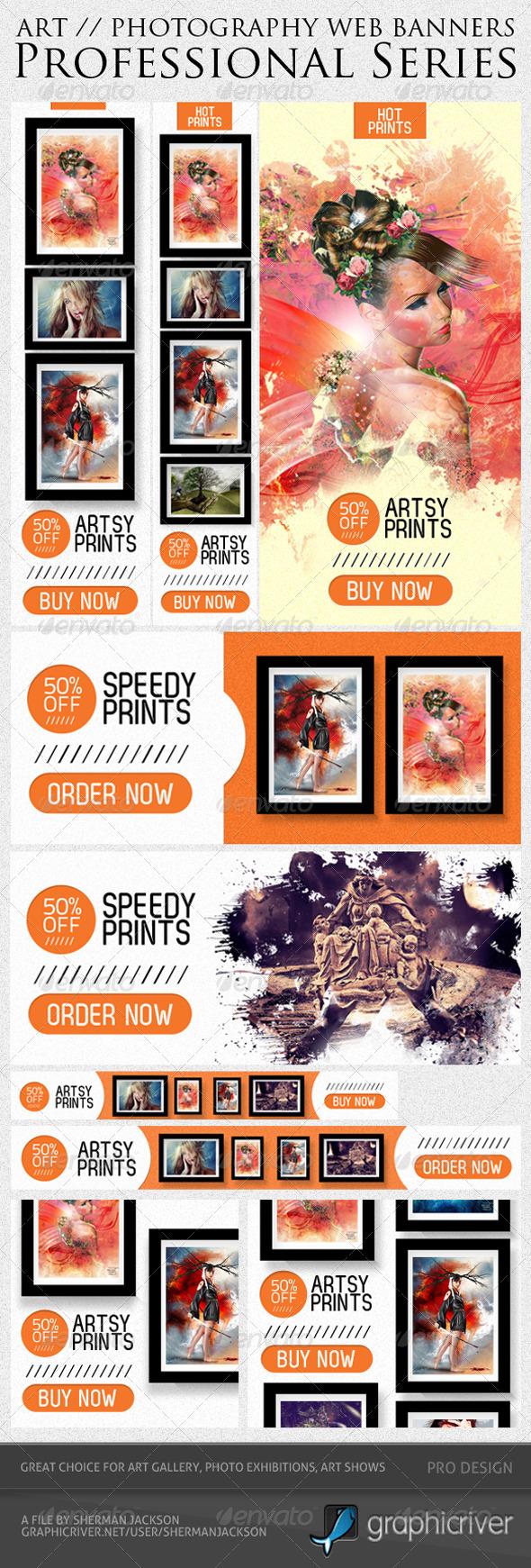 Graphicriver Banner Graphics, Designs & Templates