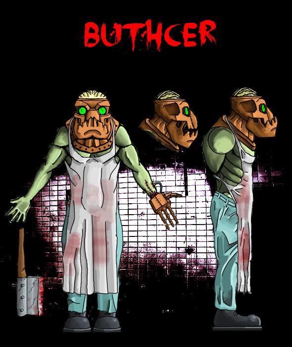 3DOcean Butcher 3096577