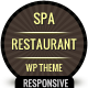 SPA Treats - Spa & Restaurant WordPress - ThemeForest Item for Sale