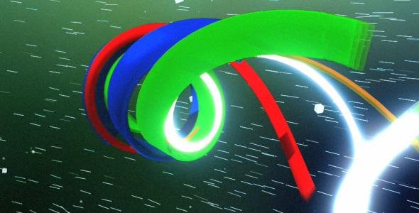 VideoHive Helix Logo 3096708