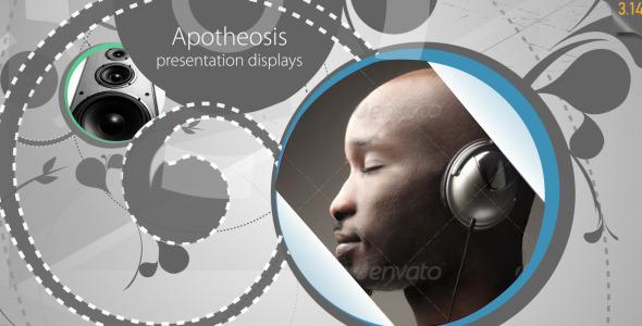 Apotheosis Presentation Displays