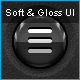 Soft & Gloss UI Kit - GraphicRiver Item for Sale