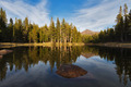 Small lake in Yosemite national park - PhotoDune Item for Sale