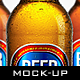 Beer Bottle Mock-Ups - GraphicRiver Item for Sale