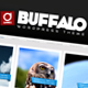 Buffalo - Unique WordPress Theme (5 in 1)
