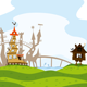 Fairytale City - GraphicRiver Item for Sale