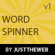 Word and Phrase Spinner