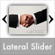 Lateral Slider - jQuery Plugin with 13 Transitions
