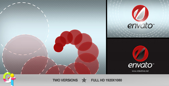 VideoHive Simple Logo Reveal 3102248