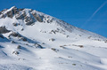 Ski resort of Kaprun, Kitzsteinhorn glacier. Austria - PhotoDune Item for Sale