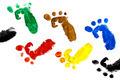 Prints Of Feet - PhotoDune Item for Sale