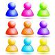 Download Vector Vector People / Member Icon