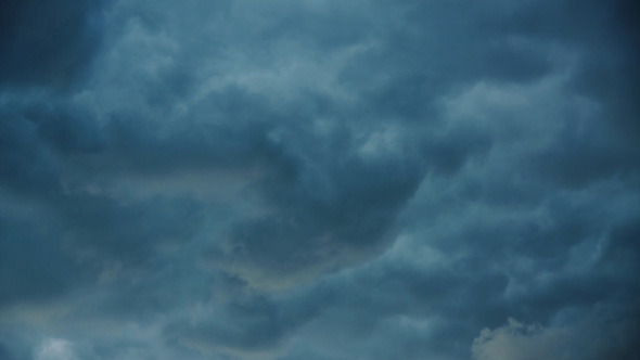 Animated Storm Cloud