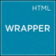 Wrapper Responsive Template