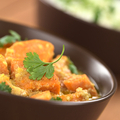 Sweet Potato and Coconut Curry with Cilantro - PhotoDune Item for Sale