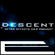 DESCENT - VideoHive Item for Sale