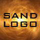 Sand logo - VideoHive Item for Sale