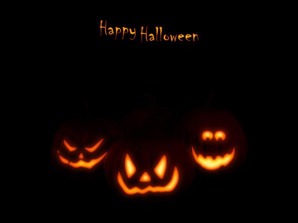 3DOcean Halloween Pack 3110212