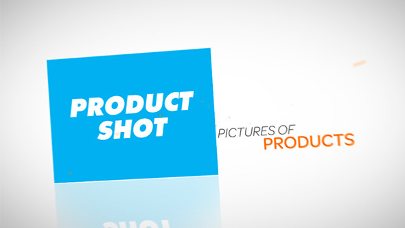VideoHive Flying Photos 3059353