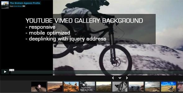 CodeCanyon Youtube Vimeo Gallery Background 2026204