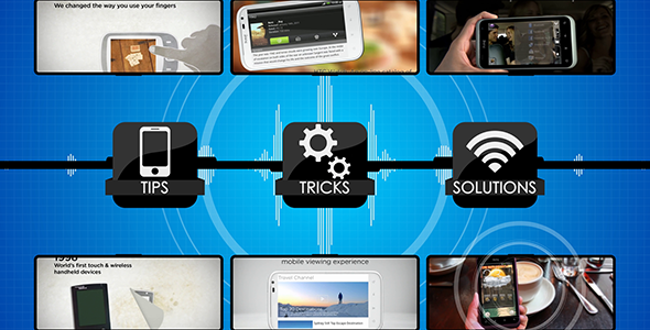 VideoHive Mobile Review Broadcast Pack 3112956