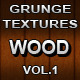 Wood Textures Vol.1 - GraphicRiver Item for Sale