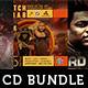 Promotional Arsenal CD Cover Artwork Bundle Vol.4 - GraphicRiver Item for Sale