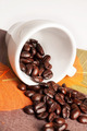 Cup and Coffee Beans  - PhotoDune Item for Sale