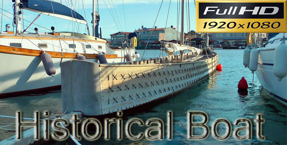 Historical Boat HD