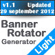 Banner Rotator Generator And Manager Light