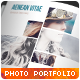 Creative Photography Portfolio A4 Brochure vol. 3 - GraphicRiver Item for Sale