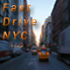Fast Drive New York City HD - VideoHive Item for Sale