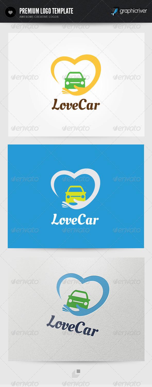 Love Car Logo