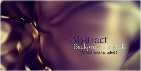 Abstract Backgrounds Pack