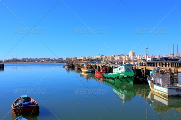 Fishing Boat - Stock Photo - Images