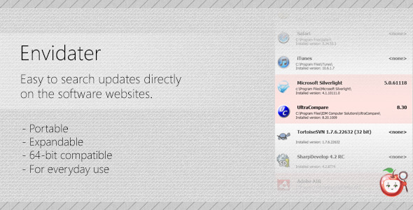 CodeCanyon Envidater tiny update checker 2257583