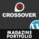 Crossover - Premium Magazine / Portfolio Theme - ThemeForest Item for Sale